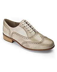 Clarks Lace Up Brogues E Fit