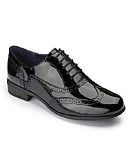 Clarks Lace Up Brogues D Fit
