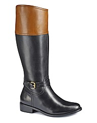 Van Dal High Leg Boots E Fit Curvy