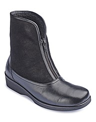 Orthopedic Zip Boots EE Fit