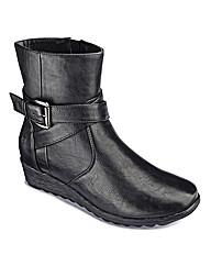 Dr Keller Ankle Boots E Fit