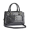 Clarks Trade Show Leather Handbag