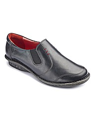 Brevitt Twin Gusset Shoes E Fit