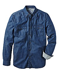 Jacamo Denim Shirt Long