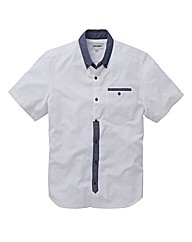 Jacamo Short Sleeve Shirt Reg