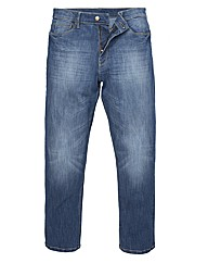 Jacamo Stretch Fashion Jeans S