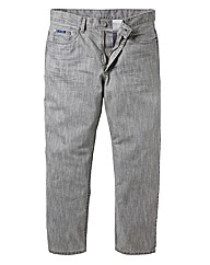 Union Blues Coated Jeans 31In Leg Length
