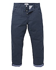 Jacamo Turn Up Chino 33In Leg Length