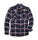 Jacamo Check Shirt Long