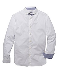 Jacamo Button Down Collar Shirt X Long