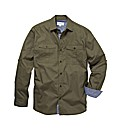 Jacamo LS Military Shirt Reg