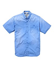 Jacamo Laundered Summer Shirt R