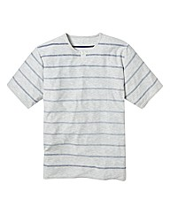 Jacamo Stripe T-Shirt Regular