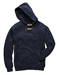 Jacamo Toggle Hoodie Regular