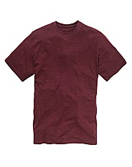 Jacamo Flecked T-Shirt Regular