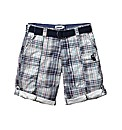 Jacamo Check Short With Belt