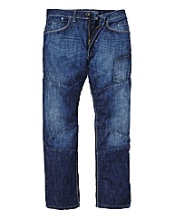 Mish Mash Wicked Panel Jeans 31in Leg