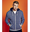 Flintoff By Jacamo Full Zip Hood Reg