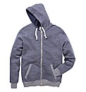 Flintoff By Jacamo Full Zip Hood Long