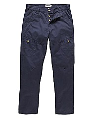 Jacamo Brooklyn Cargo Pant 29In Leg
