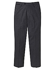 Black Label by Jacamo Trousers 33in