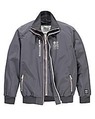 Crosshatch Tasteful Nylon Jacket