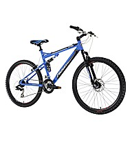 Falcon Mens Alloy Dual Atom Cycle 26in