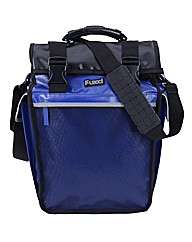 Vibrant Roll Top Pannier Bike Bag