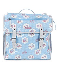 Floral Double Pannier Bike Bag