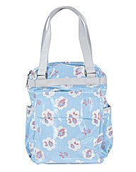 Floral Tote Bike Bag