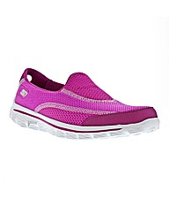 Skechers Go Walk 2 Pumps E Fit