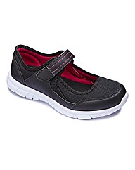 Cushion Walk Mary-Jane Trainers EEE Fit