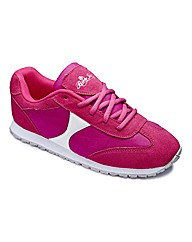 BodyStar Retro Runner Trainers EEE Fit