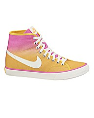 Nike Primo Court Mid Canvas Trainers