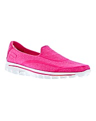 Skechers Go Walk 2 Super Pumps