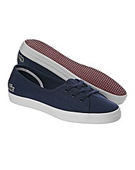 Lacoste Ziane Chunky Plimsoll Trainers