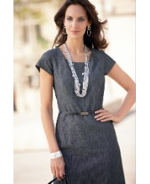 Gerry Weber Cap Sleeve Dress