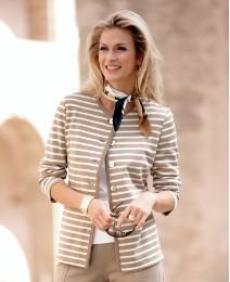 Gray & Osbourn Jersey Jacket