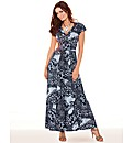 Betty Barclay Jersey Maxi Dress