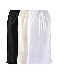 Naturally Close Pack of 3 Waistslips L27