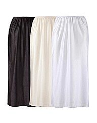 Naturally Close Pack of 3 Waistslips L33