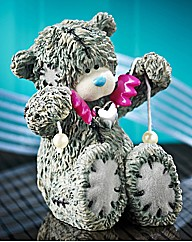 Tatty Teddy With Mum Necklace