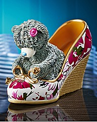 Tatty Teddy In Wedge Shoe