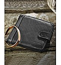 Gents Wallet & Copper Bangle