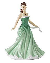 Royal Doulton Birthstone Figurine May