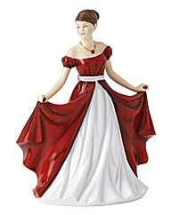 Royal Doulton Birthstone Figurine July