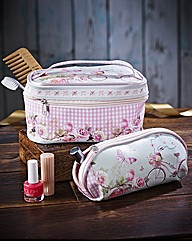 Vanity Case & Purse Set