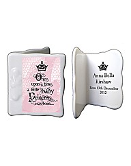 Fairytale Little Princess Message Card