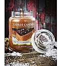 Salted Caramel Large Jar Candle