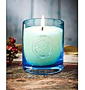 Dartington Crystal Fresh Linen Candle